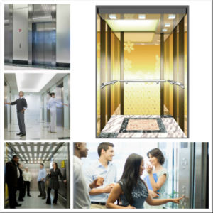 Small Machine Room for Passenger Elevator/Lift pictures & photos
