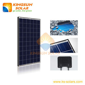 245W-275W High Efficiency Monocrystalline Silicon Solar Cell Panel pictures & photos