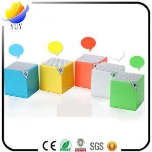 Mini-X3 Small Cube Card Portable Wireless Bluetooth Mini Audio pictures & photos