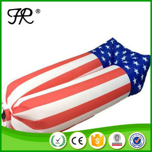 Hot Sell Outdoor Sleeping Bag Sofa Camping Lazy Air Sofa pictures & photos