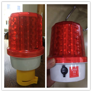 Emergency LED Lighting with DC12V W/Megnet for Traffic pictures & photos