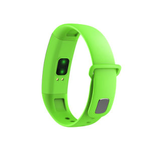 Waterproof IP67 Bluetooth 4.0 Blood Pressure Monitoring Smart Bracelet for Android iPhone pictures & photos