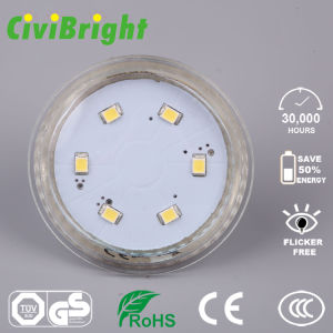Glass Shell GU10 LED Spotlight with Ce RoHS pictures & photos