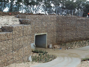 Welded Gabion Mesh Container pictures & photos