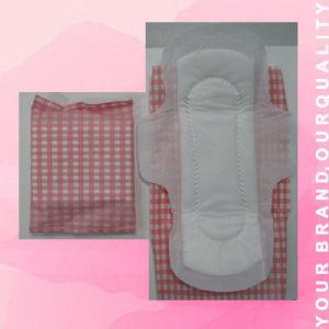 Cotton Sanitary Napkin (JHA003) pictures & photos