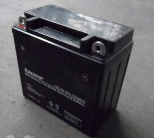 Motorcycle Valve Regulated Lead Acid Battery 12V 9ah Yb9-BS pictures & photos
