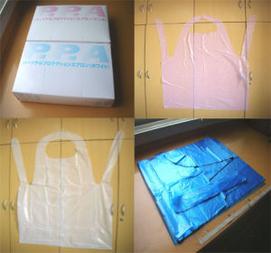 A206 Disposable Aprons (CPE, LDPE)