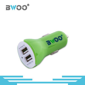 Mini Universal Dual USB Car Power Charger pictures & photos