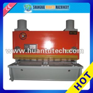 QC11y Hydraulic Shearing Machine Aluminum Plate Cutting Machine Hydraulic Swing Beam Shearing Machine Hydraulic Swing Beam Guillotine Shear pictures & photos