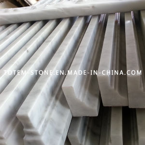 Marble Molding, Marble Border Line, Stone Skirting for Wall / Floor pictures & photos