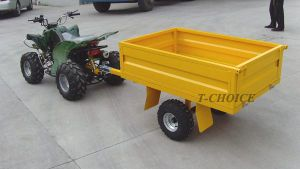 Garden Trailer / ATV Towed Trailer (WT-GT2)
