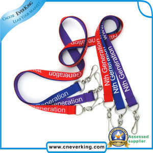 Custom Logo Printing Polyester Lanyards for Phone pictures & photos