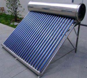 Solar Water Heater (Stainless Steel)