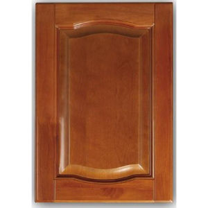 Solid Wood Kitchen Cabinet Door (HLsw-7) pictures & photos