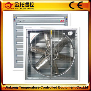 Jinlong Swung Drop Hammer Ventilation Fan for Poultry House pictures & photos