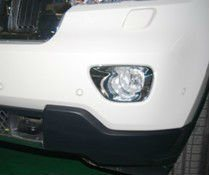Chrome Fog Light Cover for Grand Cherokee 2011