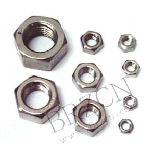 Hex Nut pictures & photos