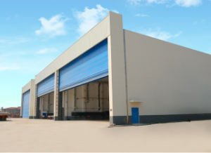 Prefabricated Steel Frame Hall for Aircraft Hangar