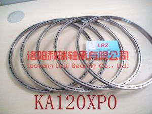 Ka120cpo Thin Wall Bearing Deep Groove Ball Bearing