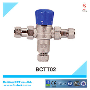 Brass Alloy Aluminum Body Solenoid with Detector pictures & photos