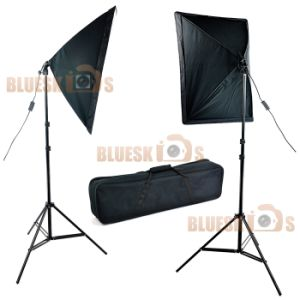 Photo Studio Continuous Light Kit