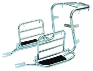 CG125 Series of Rear Rack and Foot Pedals (H572F)