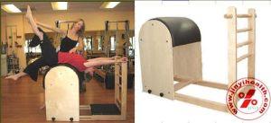 Pilates Equipment - Ladder Barrels