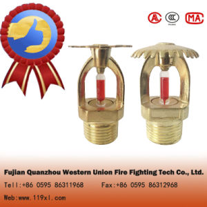 Copper Alloy Glass Bulb UL Fire Sprinkler pictures & photos