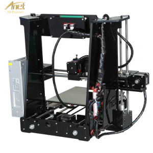 2016 New Hot Sale Fdm DIY Desktop 3D Printer with Ce, SGS, EMC, FCC and RoHS Certificates pictures & photos
