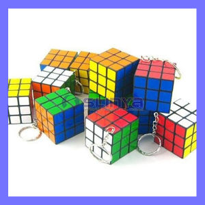 Keychain Magic Cube (SL-303) pictures & photos