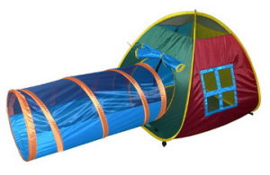 Children Tent with Tunnel (SF-PT001)