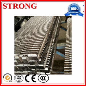 Kinds of Model-8 Rack and Pinion Stainless Steel Non-Standard Processing pictures & photos