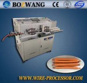 Computerized Cutting and Stripping Machine for 120 mm2 Cable with Rotary Cutter pictures & photos