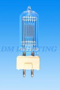 Warm Light Single End Quartz Glass Halogen Bulb pictures & photos