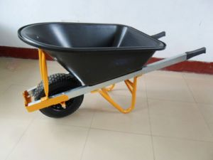 Upturning Poly Tray Wheelbarrow & Welding Leg Support pictures & photos