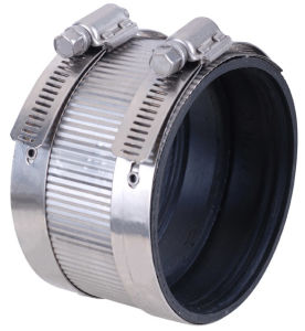 No Hub Coupling Hose Clamp pictures & photos