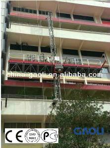 Building Hoist Work Platform with After-Sales Service (SCP220/10D) pictures & photos