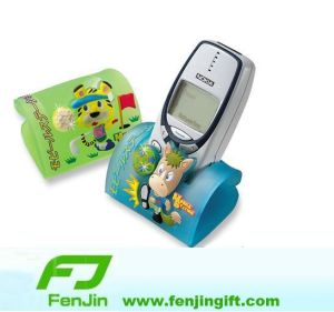 PVC Folded Mobile Phone Holder (FJSJZ0022)