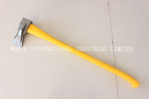 Splitting Axe with Fiberglass Handle pictures & photos