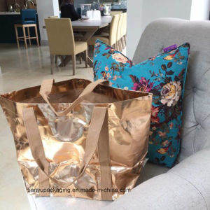 Tote Bag Shopping Grocery Washable Basket Bag pictures & photos