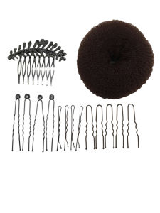 Bobby Pin with Elastic and Combs and Hair Buns Hair Accessories Sets pictures & photos