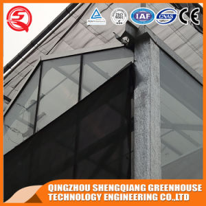 China Agriculture Vegetable/ Garden Toughened Glass Green House pictures & photos