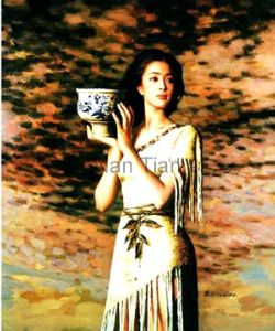 Oil Painting - China069
