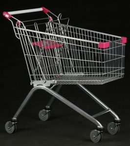 Europe Style Shopping Cart (SM-E180)