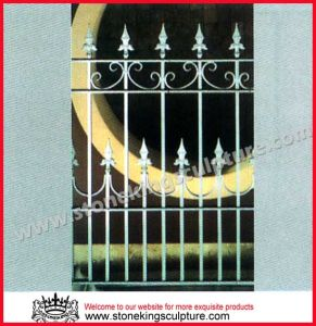 Wrought Iron Fence, Steel Fences pictures & photos