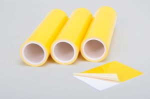 Reach RoHS No Solvent Residue Self-Adhesive Masking Film for Polarioid