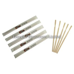 Wooden Coffee Stirrers, Birch Wood Coffee Stir Stick pictures & photos