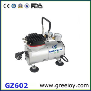 Shanghai Greeloy Silent Oil Free Air Compressor (GZ602)