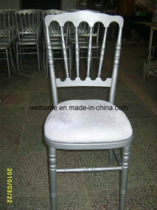 Silver Napoleon Chair pictures & photos