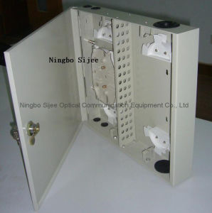24/48 Cores Wall Mount Fiber Optic Distribution Box